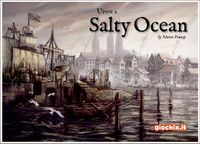 "Scatola ""Upon a Salty Ocean"""
